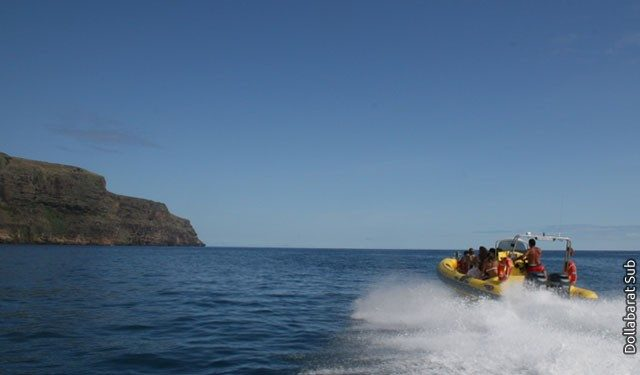 Passeios de Barco – Santa Maria – Açores