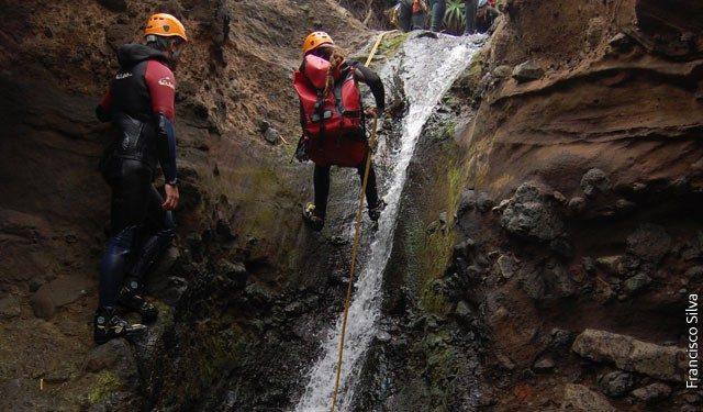 Canyoning – Santa Maria – Açores