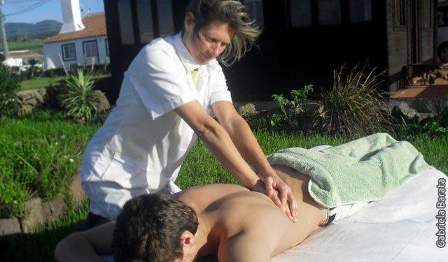Massage – Santa Maria – Azores