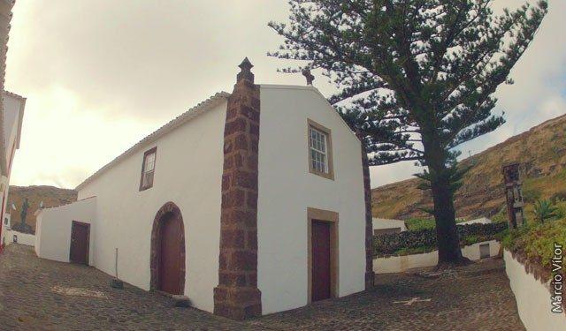 1ª Ermida dos Açores, Anjos – Santa Maria