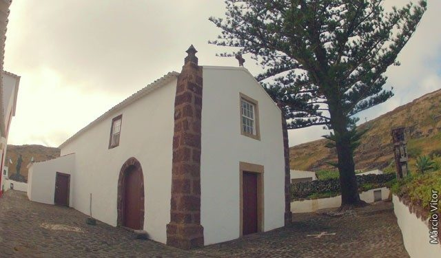 1er Chapelle des Açores, Anjos – Santa Maria