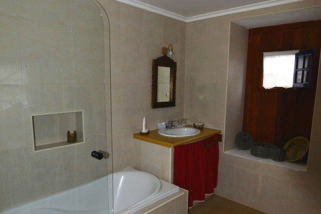 Casa do Norte – Salle de bain
