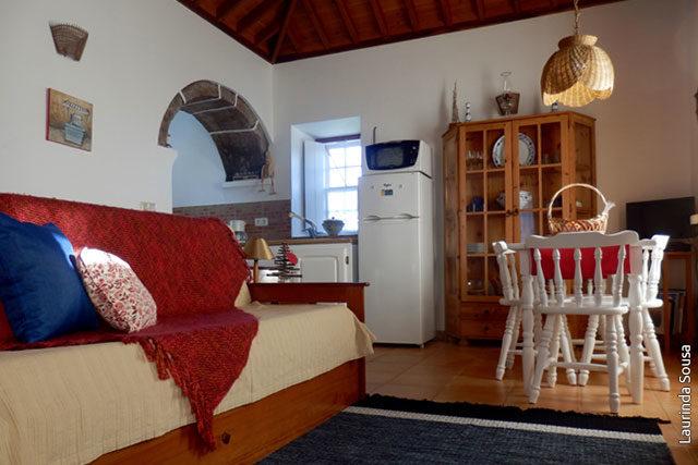 Casa do Norte – Interior acolhedor e confortável